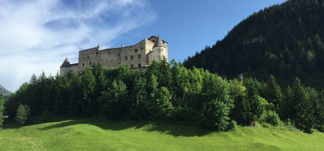 Dreiländergiro Nauders/Tirol… (48 endlose Kehren über das Stilfserjoch)